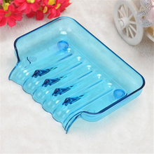 OUSSIRRO Bathroom Draining Soap Box Kitchen Sink Sponge Drainage Dish Holder Free Shipping