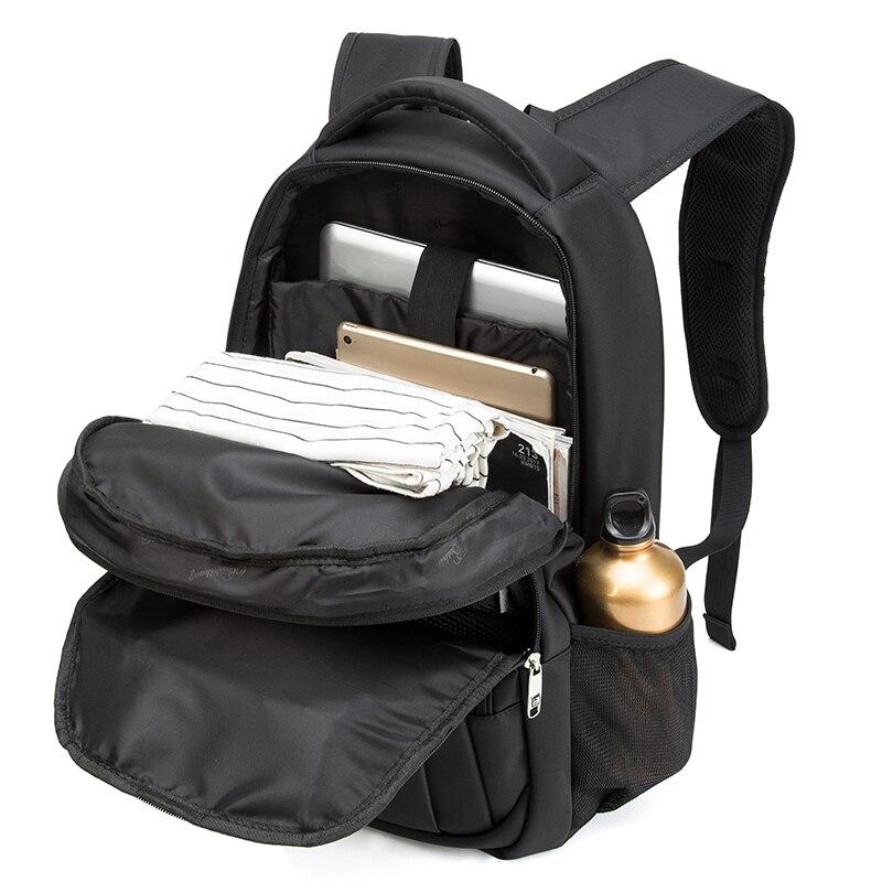 polegada oxford mochila escolar bolsa Técnica : Soild Color