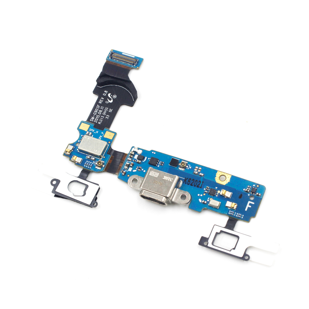 for Samsung Galaxy S5 Neo SM-G903F G903F USB Charger Connector Port Charging Port Flex Cable(China)