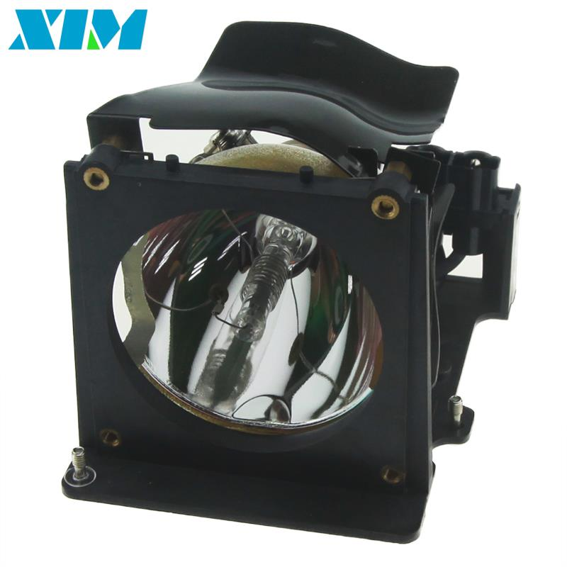 XIM-lisa Lamps Hot Selling 310-4747 / 725-10037 / R3135 Replacement Projector Lamp/Bulb with Housing for DELL 4100MP lisa corti сандалии