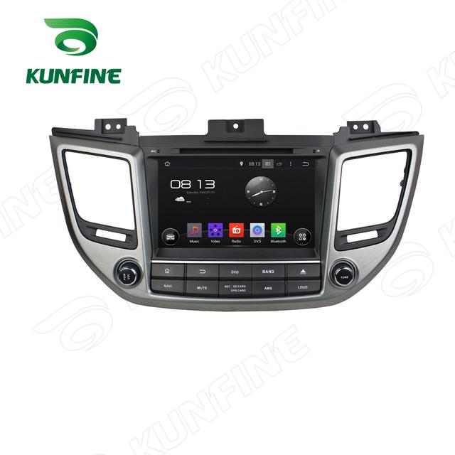 Quad Core 1024*600 Android 5.1 Del Coche DVD GPS Jugador de la Navegación Estéreo del coche para Hyundai TUCSON IX35 2015 de Radio 3G Wifi Bluetooth