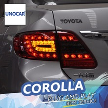 UNOCAR Car Styling for Toyota Corolla Tail Lights 2011 2013 Corolla LED Tail Light Altis Rear_220x220 online get cheap 2011 corolla altis aliexpress com alibaba group  at creativeand.co