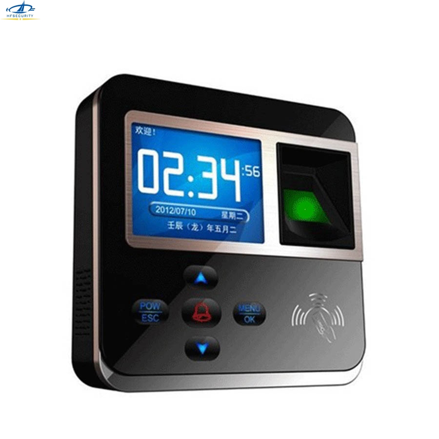 HFSECURITY Biometric Fingerprint Access Control ID Card