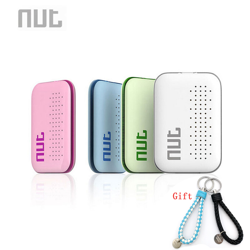 Mutter Mini Smart Tag Bluetooth Key Finder Locator Sensor Larm Anti Lost Wallet Pet Child Locator (Grön / Vit / Rosa / Blå)