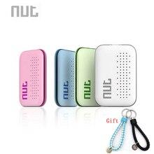 Nut Mini Smart Tag Bluetooth Key Finder Locator Sensor Alarm Anti Lost Wallet Pet Child Locator (Green / White / Pink / Blue)