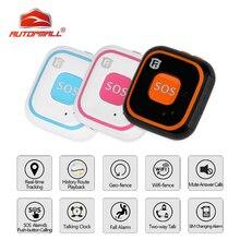 מיני GPS Tracker ילדים ילדי GPS איתור אישי בזמן אמת Tracker RF V28 WIFI GPS LBS AGPS שני דרך שיחות SOS סתיו אזעקה