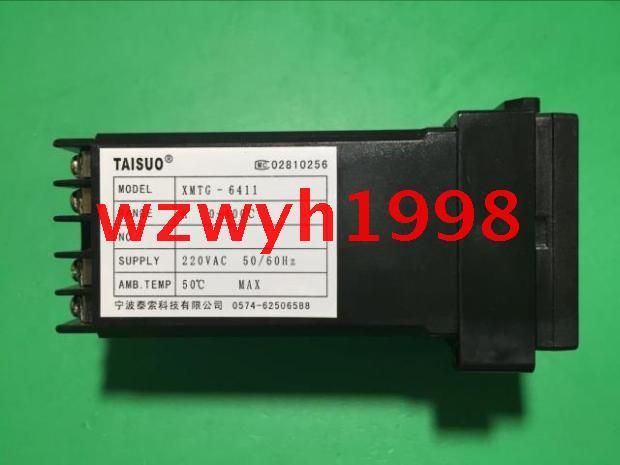 Tasso TAISUO XMT-6000 temperature control table XMTG-6411 smart table genuine shanghai yatai xmt 3000 xmtg 3412 xmtg 3412 n temperature controller