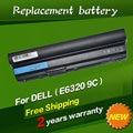 Аккумулятор Для ноутбука dell Latitude E6230 E6220 E6320 E6330 E6430S E6120 E6320 XFR Серии 09K6P 3W2YX 11HYV5X317 7FF1K 0F7W7V