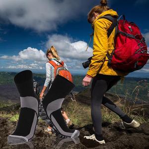 Image 5 - RANDY SUN 1 Pair Windproof Thermal Socks Not Waterproof forOutdoor Sports Socks Hiking  Climbing Cycling Antibacterial