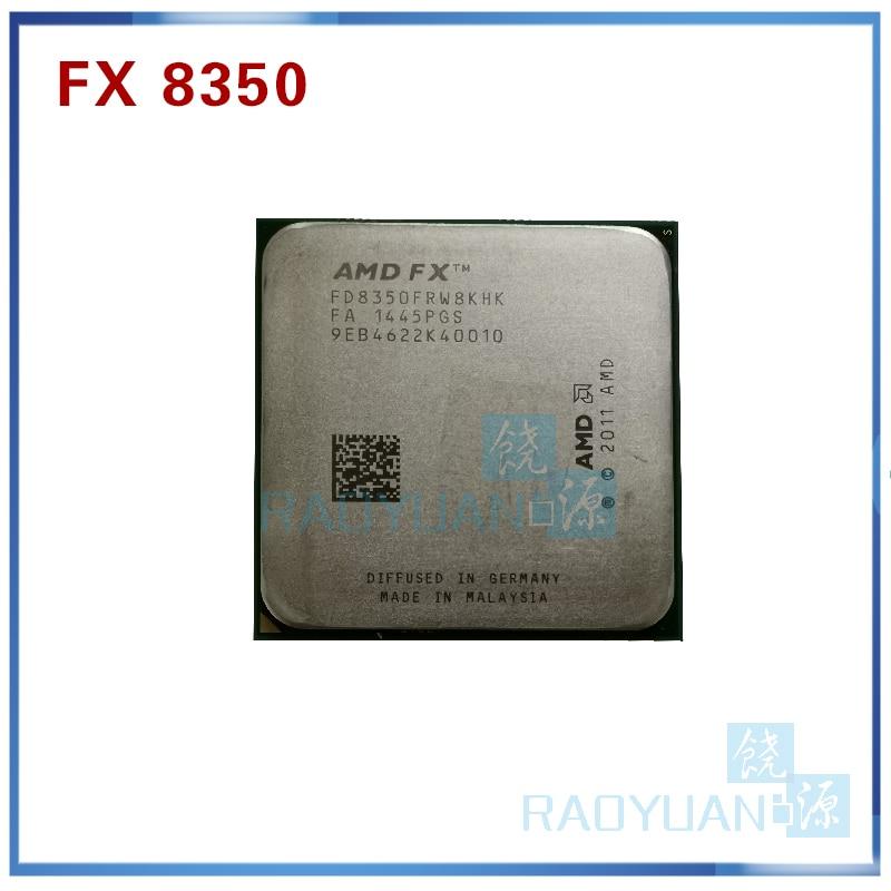 AMD FX Series FX 8350 FX 8350 4 0G 125W FD8350FRW8KHK Socket