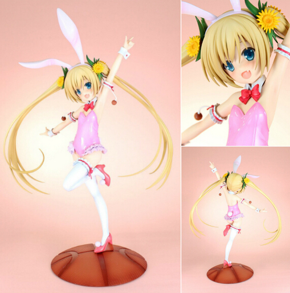 ФОТО 1pcs sex game character misawa maho kasumigaoka utaha Dead or Alive Kasumi action pvc figure toy in box hot sell.