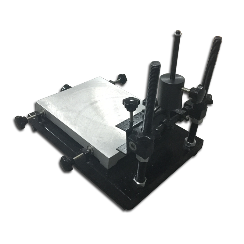 Winon 200H Manual Flat Screen Printing Machine, Silk Screen Printing Machine, Printing Machine For Sale