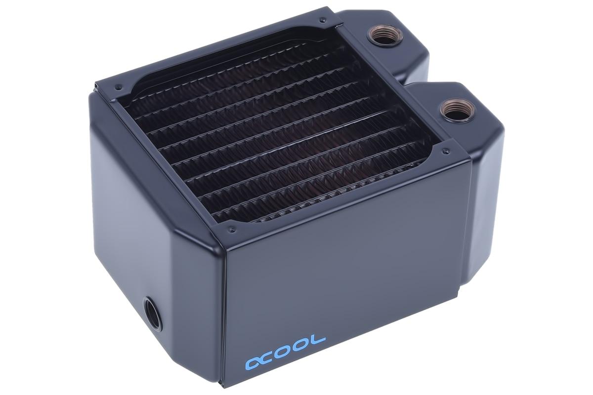 Alphacool NexXxoS Monsta 120mm 12cm Full Copper Radiator Water Cooler 86mm Height monsta x chiba