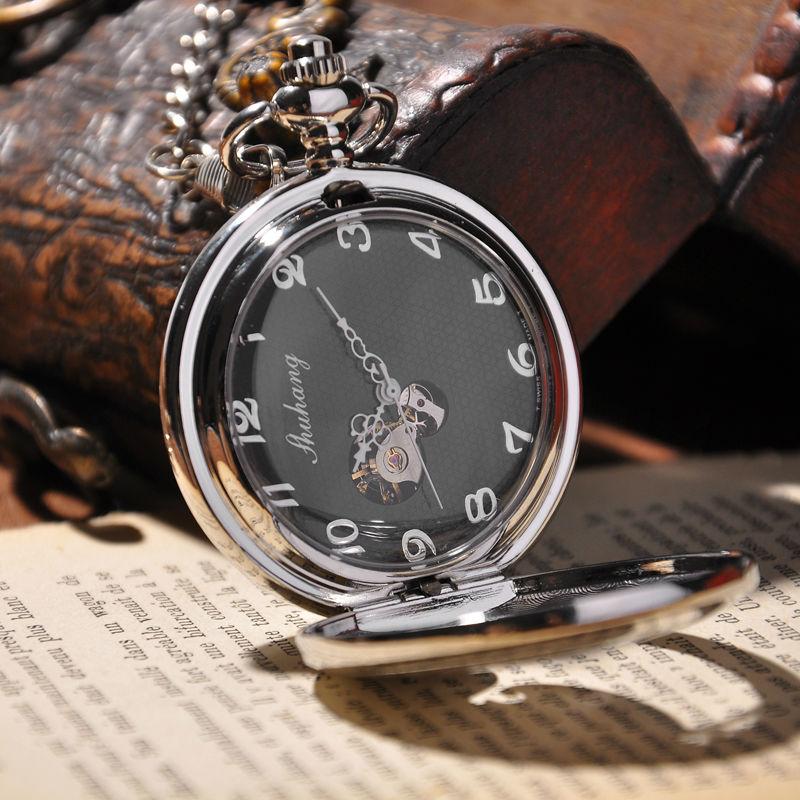 pocket watch for men best pocket watch 2017 watches silver mechanical fob pocket vine steunk men relogios feminino pare s on luxury nurse ping low