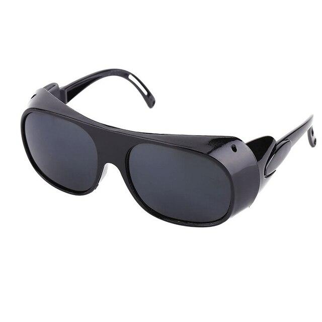 27479ff121517 Unisex Óculos De Solda Poli Trabalho Soldador de Solda Óculos de Proteção  Olhos de Óculos De