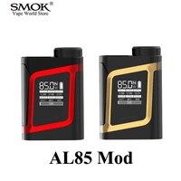 Electronic Cigarette Mods Vaporizer SMOK AL85 Alien Mod Vape Box Mod 85W E Hookah Mech Mod VS Pico Mini S035