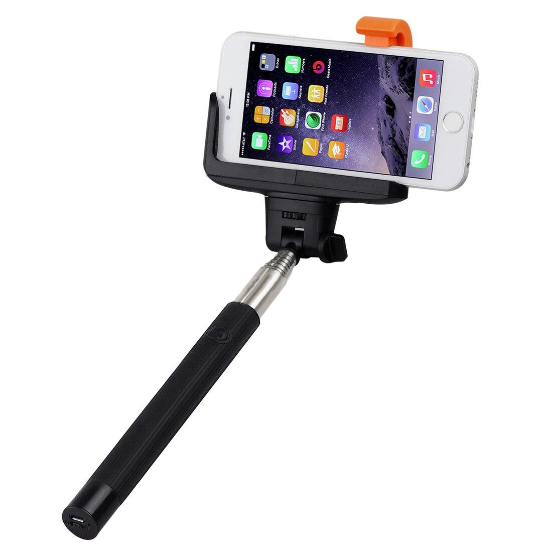 Bluetooth селфи Камера монопод Телескопический держатель затвора для Samsung телефона