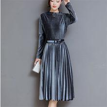 Sleeve vestidos Dresses Long