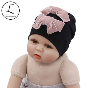 6fa8edd9ba7 GZHilovingL Newborn Baby Girls Boys Winter Hat Caps Child