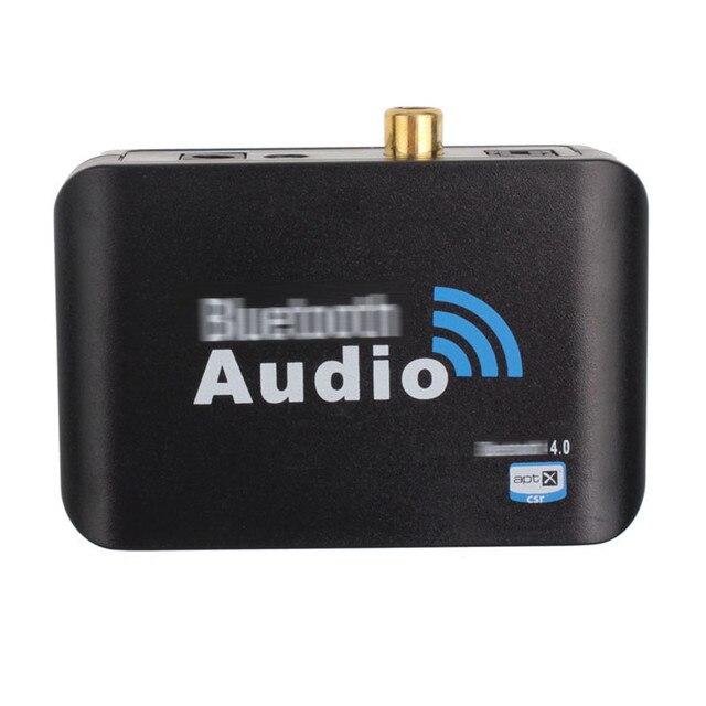Superior Quality Bluetooth A2DP Bluetooth 4.0 Music Receiver APT-X Digital Optical Output US plug NOV10Z33