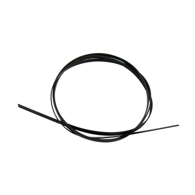 Musiclily 1650 Mm Plastic Acoustic Guitar Binding Purfling Strip For