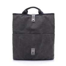 High Quality Vintage Men Bag Canvas Male Handbag Man Shoulde