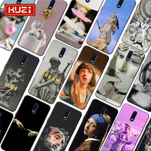 Vintage Plaster Statue David Art Printing Soft Silicone Phone Case for oneplus one plus 7 pro 7 6 6t 5t