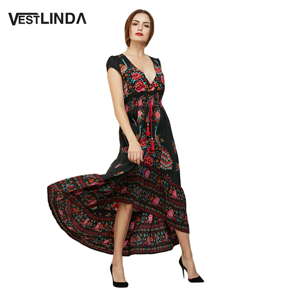 Womens Sun Dresses Promotion-Shop for Promotional Womens Sun ...