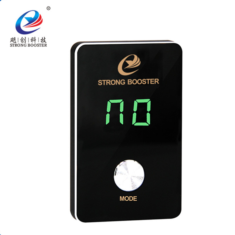 8 drive car booster auto accessories Strong booster drive throttle controller car pedal commander for mini