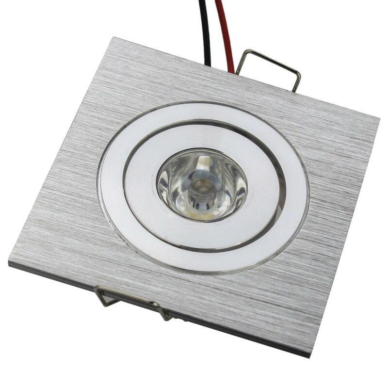 100xt Mini Ceiling Lamp 3W LED Downlight Spot Cabinet