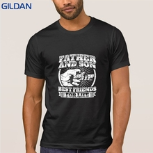 fe5224a0 Father And Son Matching Gift Family Dad Fist Bump T Shirt Pattern Mens T- Shirt
