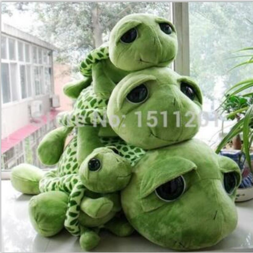 20cm Love apartment lovely big eyes small turtle tortoise doll plush toys girls gifts free shipping 2017 new arriving 40cm big eyes turtle plush toy turtle doll turtle kids as birthday christmas gift free shipping