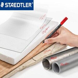 Image 3 - Staedtler 318 WP4 Lumocolor قلم تحديد دائم غرامة نقطة 0.6 مللي متر العالمي الأقلام الطلاء الكتابة ل CD ورقة الخشب متعددة الأغراض
