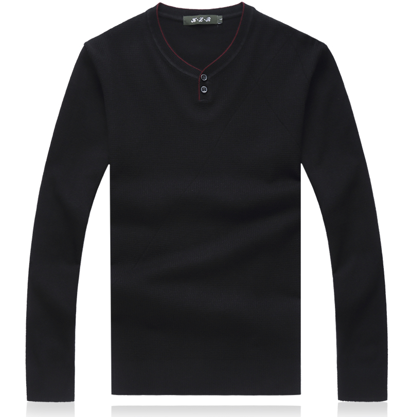 V Neck Winter Christmas Cashmere Sweater Men Pullover Fashion Brand Mens Jumper Plus Size Mens Sweaters 2019 M-7XL 6XL 8XL