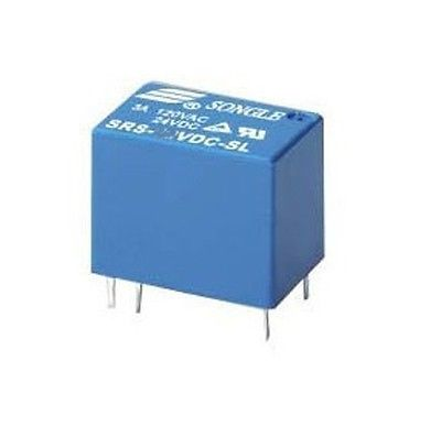 100x JRC-21F(4100) 12V DC SRS-12VDC-SL Power Relay 6PIN100x JRC-21F(4100) 12V DC SRS-12VDC-SL Power Relay 6PIN