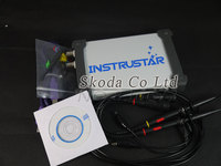 Free Shipping New ISDS205B Multifunctional 5 IN 1 PC USB Virtual Digital Oscilloscop Data Recorder Spectrum