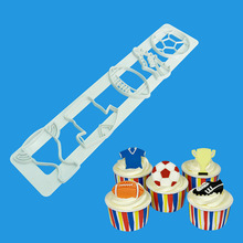 Fondant Cookie Cuttter Cake Mold Decorating Tools Baking