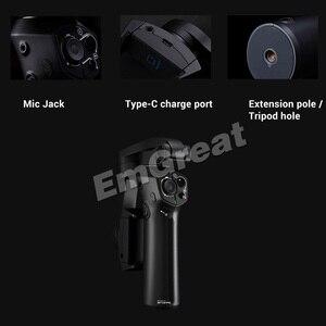 Image 5 - Snoppa Atom estabilizador de cardán de mano plegable de 3 ejes para iPhone XS X 8Plus, GoPro y carga inalámbrica