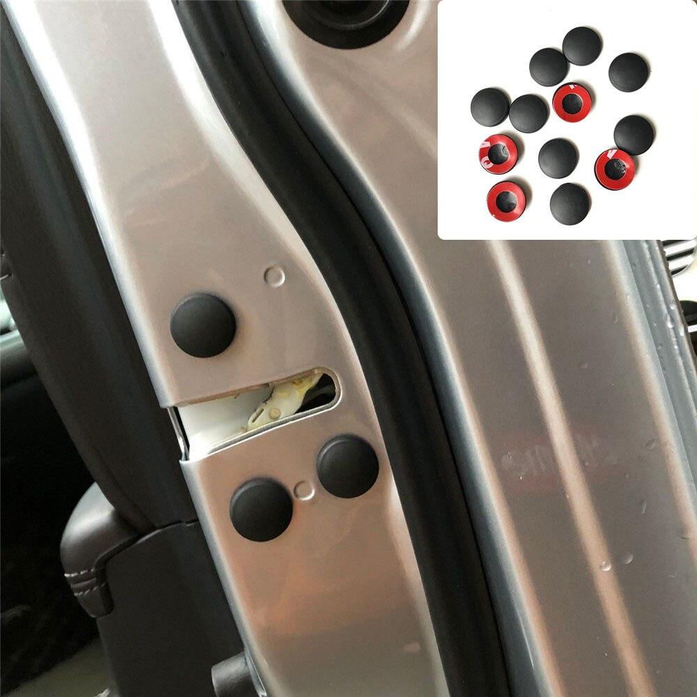 12 Stücke Auto Türschloss Schraube Abdeckung Für Honda Crv Accord Odeysey Cross Jazz City Civic Jade Crider Spirior S660