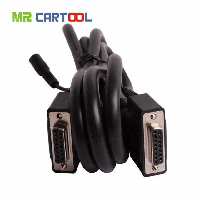 OBD2 uzatma kablosu lansmanı X431 ana GX3 ana Test kablosu için araba teşhis kabloları ve konektörler