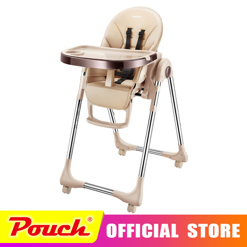 BAONEO Baby Chairs Folding Multifunctional Light Portable Children Baby Chairs Kids Dining Table Seats