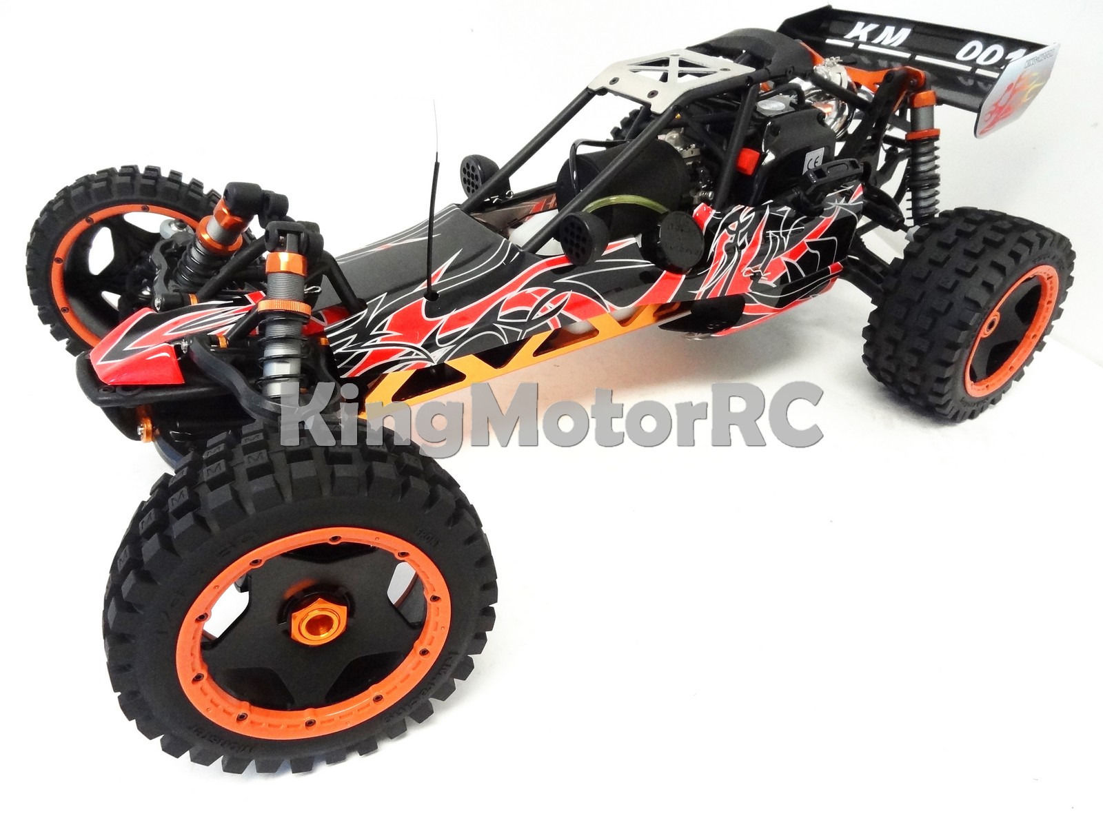 1 5 King Motor RC KSRC 001 30 5cc Gas Petrol HPI Baja 5B Buggy patible Rovan in Parts & Accessories from Toys & Hobbies on Aliexpress