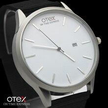 2015 New Brand Fashion Men Sports Watches Men's Quartz Hour Date Clock Man Leather Strap Military Army Waterproof Wrist watch