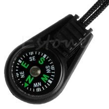 NEW Zipper Pull Mini Compass Backpack Bag Strap Charm Sport