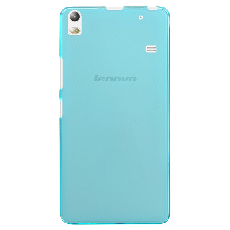 2015 NEW TPU Gel Skin Pudding Cover Case For Lenovo S8 A7600 Soft Funda Celular Mobile Phone Shell 4 Colors In Stock + touch pen