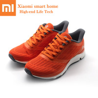 Large Size Xiaomi Amazfit Shoes Men Women Net surface Smart Sneaker Breathable Support Goodyear Rubber Outdoor Sport Gym Shoes