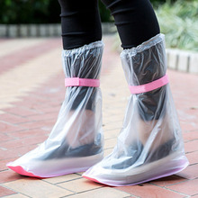 Аксессуары для дождя, Нескользящие бытовые товары, портативные дождевые бахилы, непромокаемые сапоги, водонепроницаемые высокие сапоги