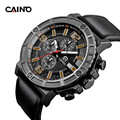 CAINO 2017 New Arrival Fashion Relogio Men Necessary Sport Large Dial Student Watch Neutral Silicone Watches Business Wristwatch