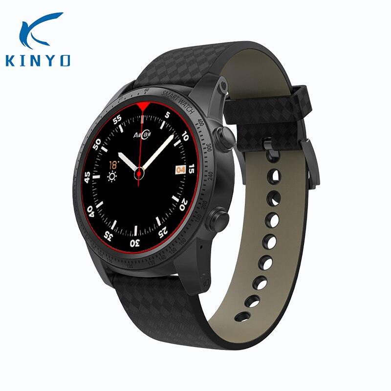 Factory original GPS smart wristwatch 3G call massage reminder sleep tracker smart watch 400mAH 1.39 inch ALLCALL W1 best watch