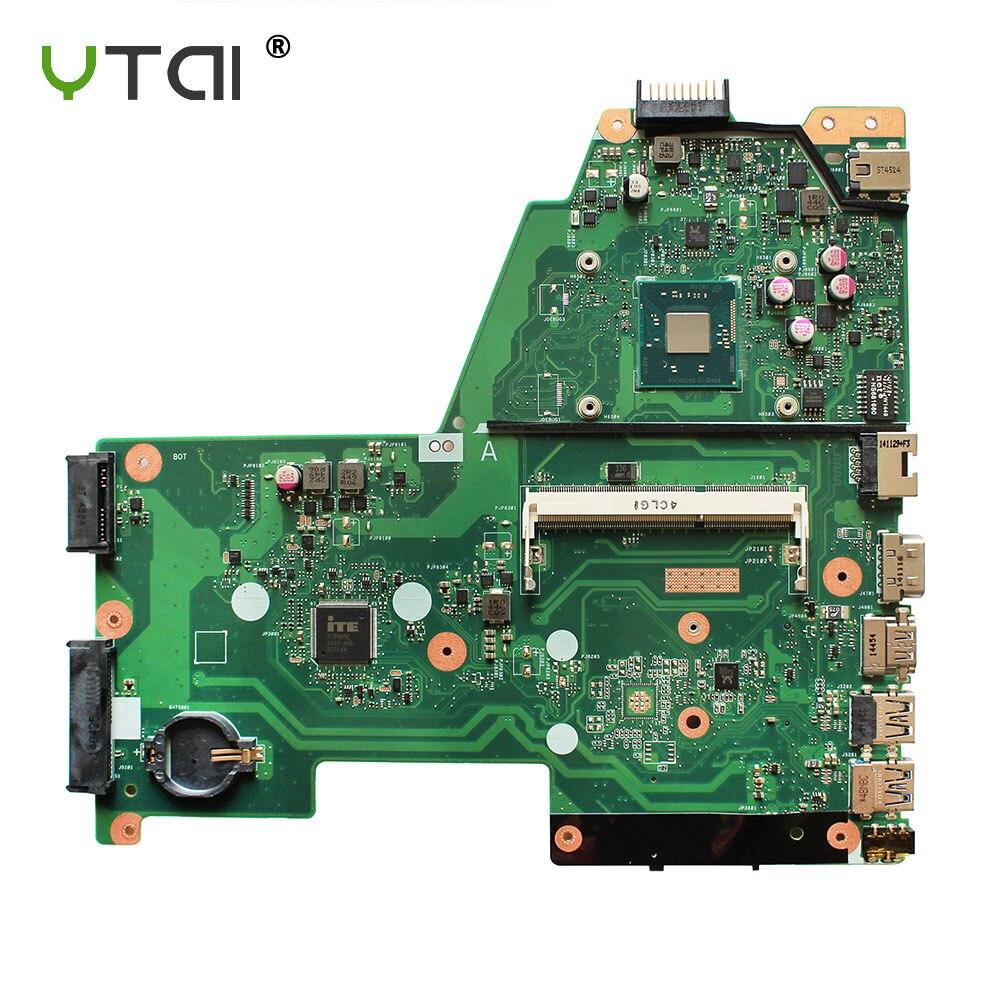 YTAI Original For ASUS F451M X451M X451MA REV 2.1 N3540 laptop notebook motherboard DDR3 SR1YW цена